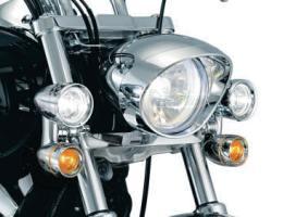 Yamaha royal star light bars driving lights 1509466 3410 royal star fork tube driving lights aloadofball Choice Image